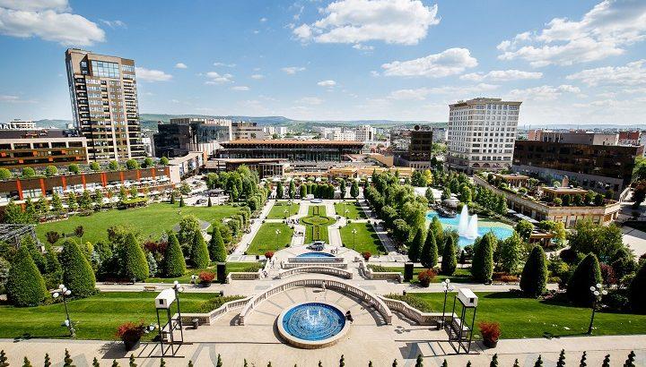 Iași capitala și totodată inima Moldovei